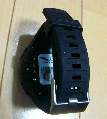 アサヒゴルフ ランニング用GPSウォッチ EAGLE VISION watch for RUN EV-R100